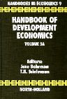 Handbook of Development Economics, 1st Edition,J. Behrman,T.N. Srinivasan,ISBN9780444823014