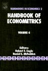 Handbook of Econometrics, 1st Edition,Robert Engle,Dan McFadden,ISBN9780444887665