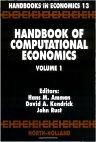 Handbook of Computational Economics, 1st Edition,H.M. Amman,D.A. Kendrick,J. Rust,ISBN9780444898579