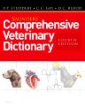 Saunders Comprehensive Veterinary Dictionary, 4th Edition,Virginia Studdert,Clive Gay,Douglas Blood,ISBN9780702047435