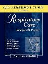 Self-Assessment Guide to Accompany Respiratory Care, 1st Edition,Lucia Hess-April,David Chung,ISBN9780721696966