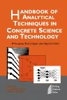 Handbook of Analytical Techniques in Concrete Science and Technology, 1st Edition,V.S. Ramachandran,J.J. Beaudoin,ISBN9780815514374