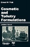 Cosmetic and Toiletry Formulations, Vol. 8, 1st Edition,Ernest W. Flick,ISBN9780815514541