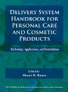 Delivery System Handbook for Personal Care and Cosmetic Products, 1st Edition,Meyer Rosen,ISBN9780815515043