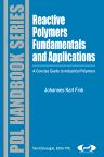 Reactive Polymers Fundamentals and Applications, 1st Edition,Johannes Karl Fink,ISBN9780815515159