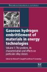 Gaseous Hydrogen Embrittlement of Materials in Energy Technologies, 1st Edition,Richard Gangloff,Brian Somerday,ISBN9780857093899