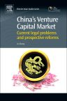 China's Venture Capital Market, 1st Edition,Lin Zhang,ISBN9780857094513