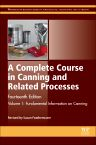 A Complete Course in Canning and Related Processes, 14th Edition,Susan Featherstone,ISBN9780857096777
