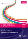 CIMA Official Study Text Fundamentals of Management Accounting 2012-2013 edition, 1st Edition,ISBN9780857325532