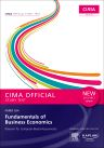 CIMA Official Study Text Fundamentals of Business Economics 2012-2013 edition, 1st Edition,ISBN9780857325563