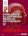 Dorland's Illustrated Medical Dictionary, 32nd Edition, Dorland,ISBN9781416062578