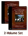 Textbook of Veterinary Internal Medicine Expert Consult, 7th Edition,Stephen Ettinger,Edward Feldman,ISBN9781416065937