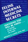 Feline Internal Medicine Secrets E-Book, 1st Edition,Michael Lappin,ISBN9781437711400