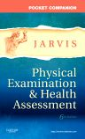 Pocket Companion for Physical Examination and Health Assessment, 6th Edition,Carolyn Jarvis,ISBN9781437714425