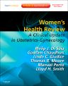 Women's Health Review, 1st Edition,Philip DiSaia,Gautam Chaudhuri,Linda Giudice,Thomas Moore,Lloyd Smith,Manuel Porto,ISBN9781437714982