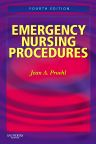 Emergency Nursing Procedures E-Book, 4th Edition,Jean Proehl,ISBN9781437725599