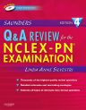 Saunders Q & A Review for the NCLEX-PN® Examination E-Book, 4th Edition,Linda Silvestri,ISBN9781455710737
