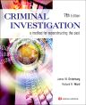 Criminal Investigation, 7th Edition,James Osterburg,Richard Ward,ISBN9781455731664