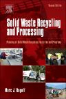 Solid Waste Recycling and Processing, 2nd Edition,Marc J. Rogoff,ISBN9781455731923