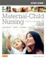 Study Guide for Maternal-Child Nursing, 4th Edition,Emily McKinney,Sharon Murray,ISBN9781455737499