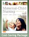 Maternal-Child Nursing - Text and Study Guide Package, 4th Edition,Emily McKinney,ISBN9781455748686