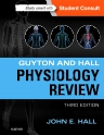 Guyton & Hall Physiology Review, 3rd Edition,John Hall,ISBN9781455770076