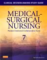 Clinical Decision-Making Study Guide for Medical-Surgical Nursing - Revised Reprint, 7th Edition,Donna Ignatavicius,M. Linda Workman,Patricia B. Conley,Amy Lee,Donna Rose,ISBN9781455775651