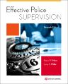 Effective Police Supervision, 7th Edition,Harry More,Larry Miller,ISBN9781455777617