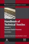 Handbook of Technical Textiles, 2nd Edition,A. Richard Horrocks,Subhash C. Anand,ISBN9781782424581