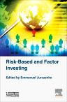 Risk-Based and Factor Investing, 1st Edition,Emmanuel Jurczenko,ISBN9781785480089