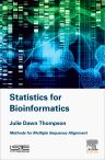 Statistics for Bioinformatics, 1st Edition,Julie Thompson,ISBN9781785482168