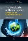 The Globalization of Chinese Business, 1st Edition,Robert Taylor,ISBN9781843347682