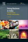 Doing Business in India, 1st Edition,Chandrashekhar Lakshman,ISBN9781843347743