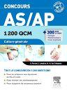 Concours AS/AP 1 200 QCM Culture générale, 1st Edition,Olivier Perche,Capucine Lemaître,Mary-Noëlle Van Trimponte,ISBN9782294723421
