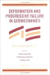 Deformation and Progressive Failure in Geomechanics, 1st Edition,A. Asaoka,T. Adachi,F. Oka,ISBN9780080428383