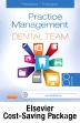 Practice Management for the Dental Team - Text and Workbook Package, 8th Edition,Betty Finkbeiner,Charles Finkbeiner,ISBN9780323225830